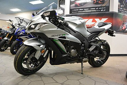 2018 Kawasaki Ninja ZX-10R for sale 200609298
