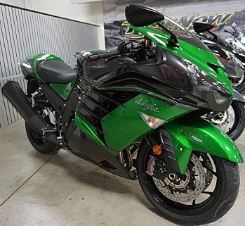 2018 Kawasaki Ninja ZX-14R ABS for sale 200570016