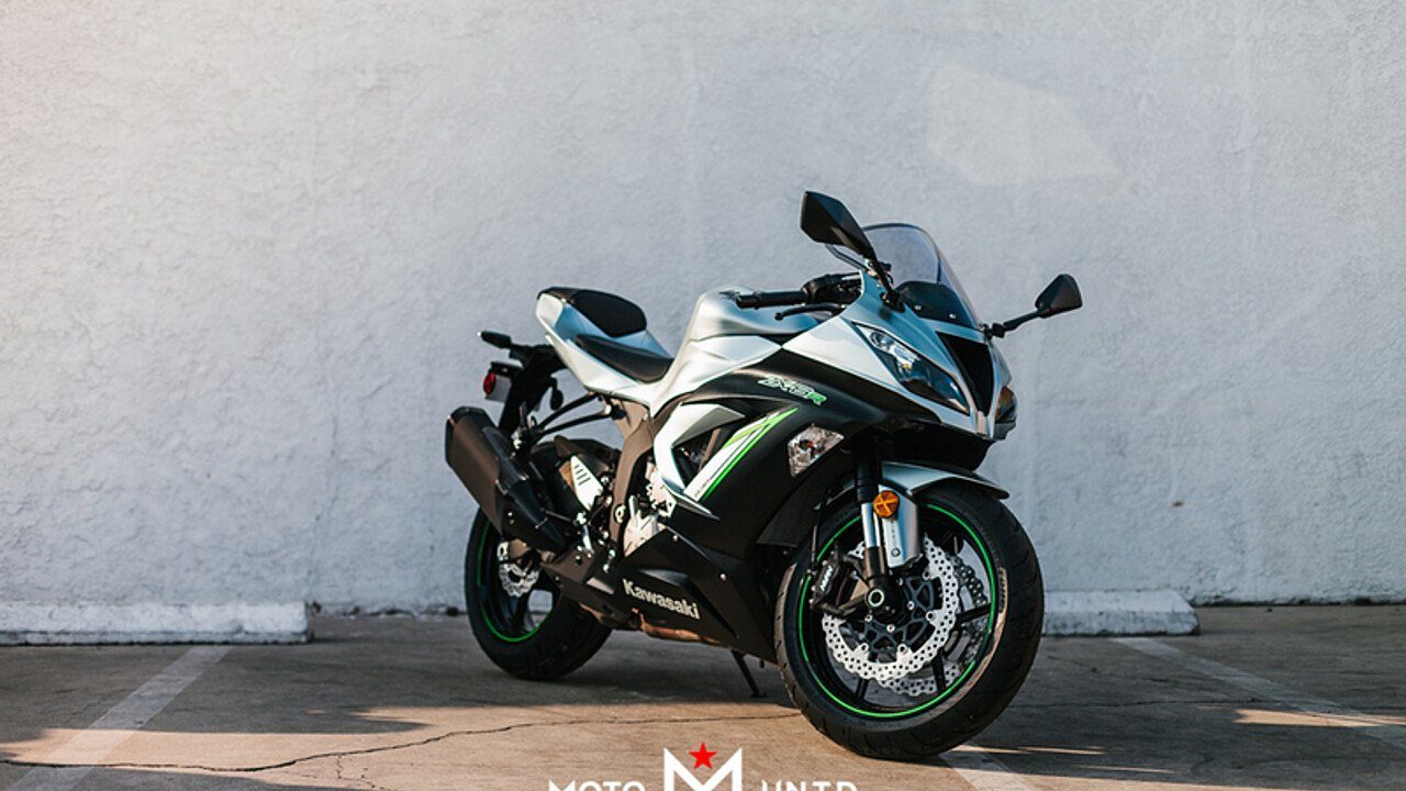 2018 Kawasaki Ninja ZX-6R ABS for sale 200502643