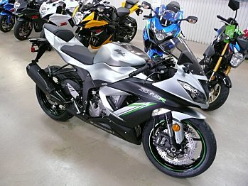 2018 Kawasaki Ninja ZX-6R for sale 200521001