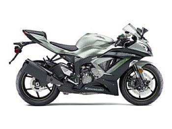 2018 Kawasaki Ninja ZX-6R ABS for sale 200547634