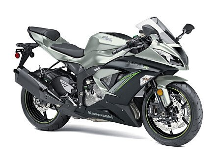 2018 Kawasaki Ninja ZX-6R for sale 200547049