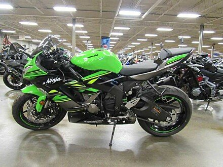 2018 Kawasaki Ninja ZX-6R ABS for sale 200595812