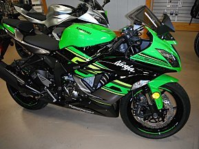 2018 Kawasaki Ninja ZX-6R ABS for sale 200618861