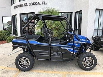 2018 Kawasaki Teryx for sale 200571016