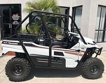 2018 Kawasaki Teryx for sale 200571078