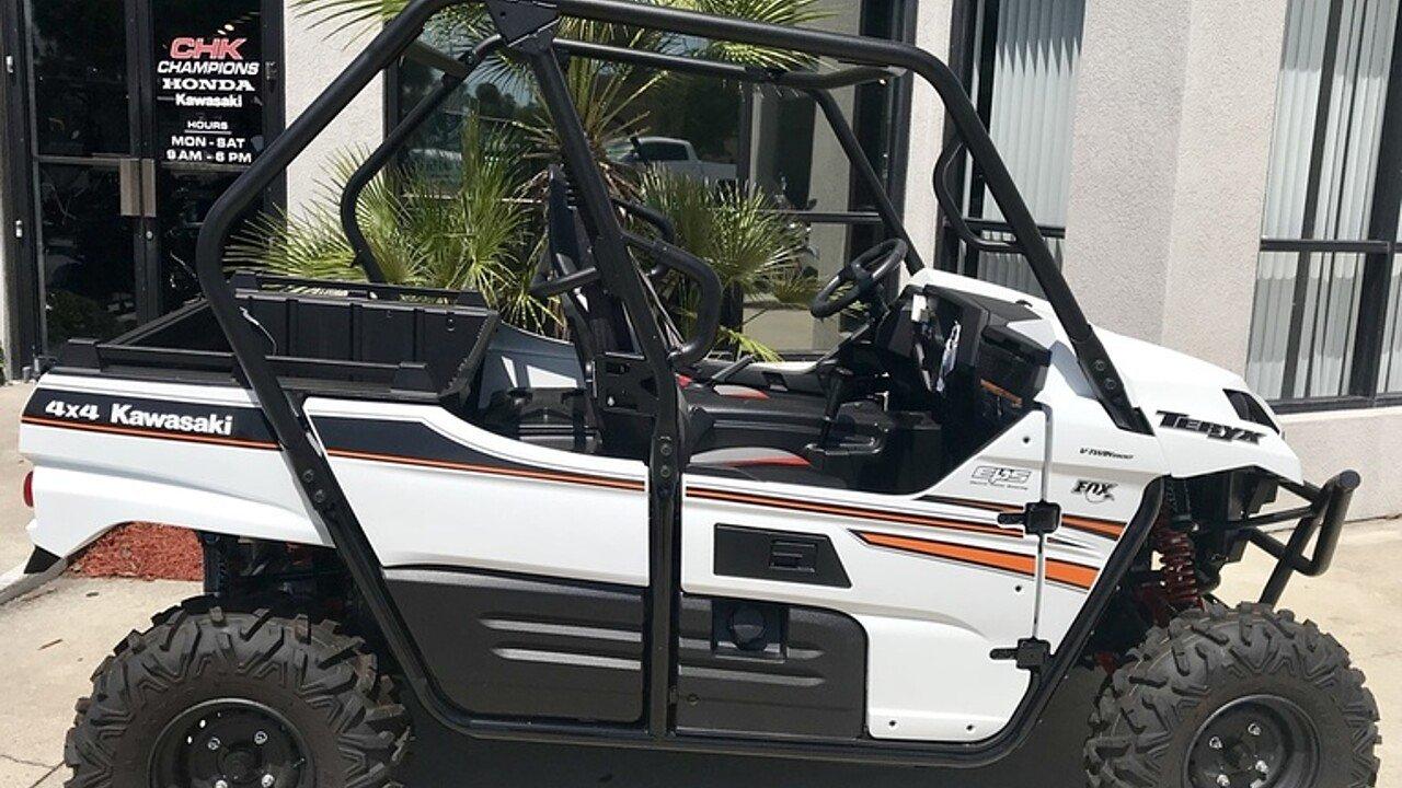 2018 Kawasaki Teryx for sale 200571129