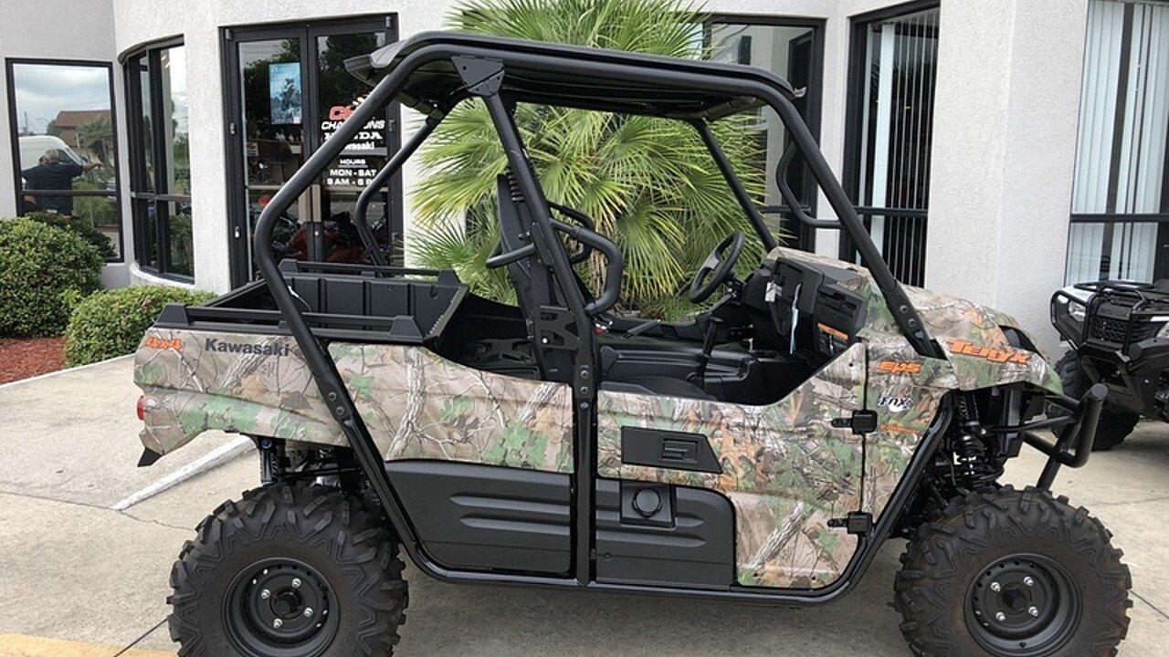 2018 Kawasaki Teryx for sale 200571256