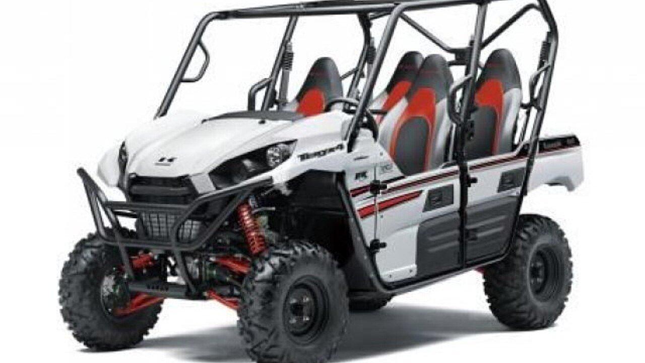 2018 Kawasaki Teryx4 for sale 200485245
