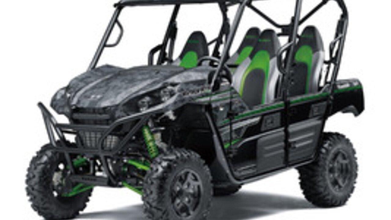 2018 Kawasaki Teryx4 for sale 200487636
