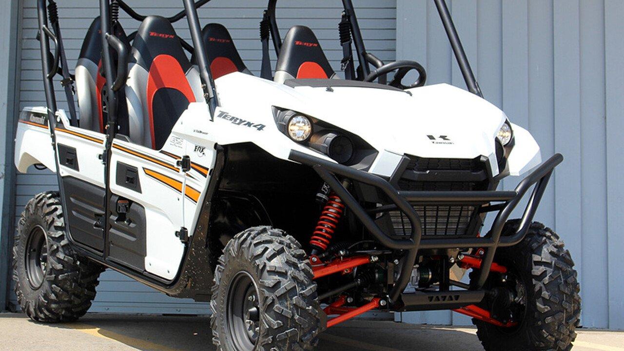 2018 Kawasaki Teryx4 for sale 200514334