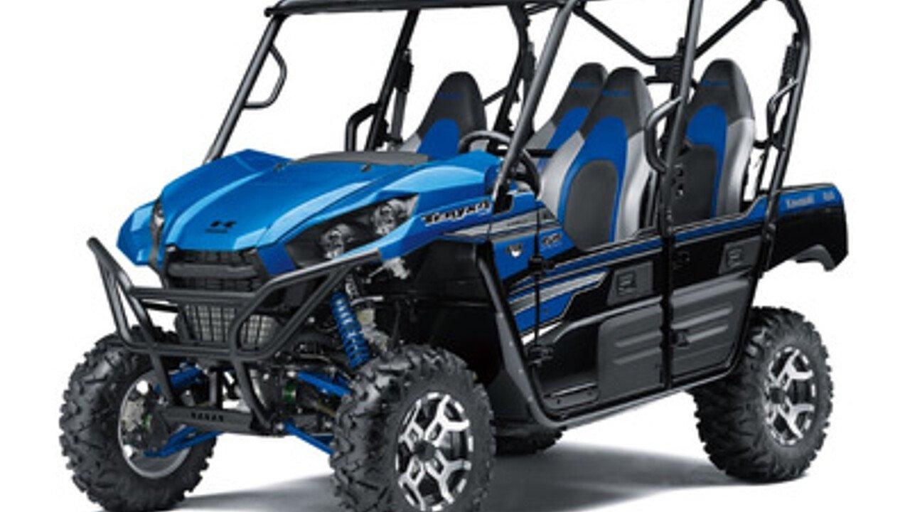 2018 Kawasaki Teryx4 for sale 200522436
