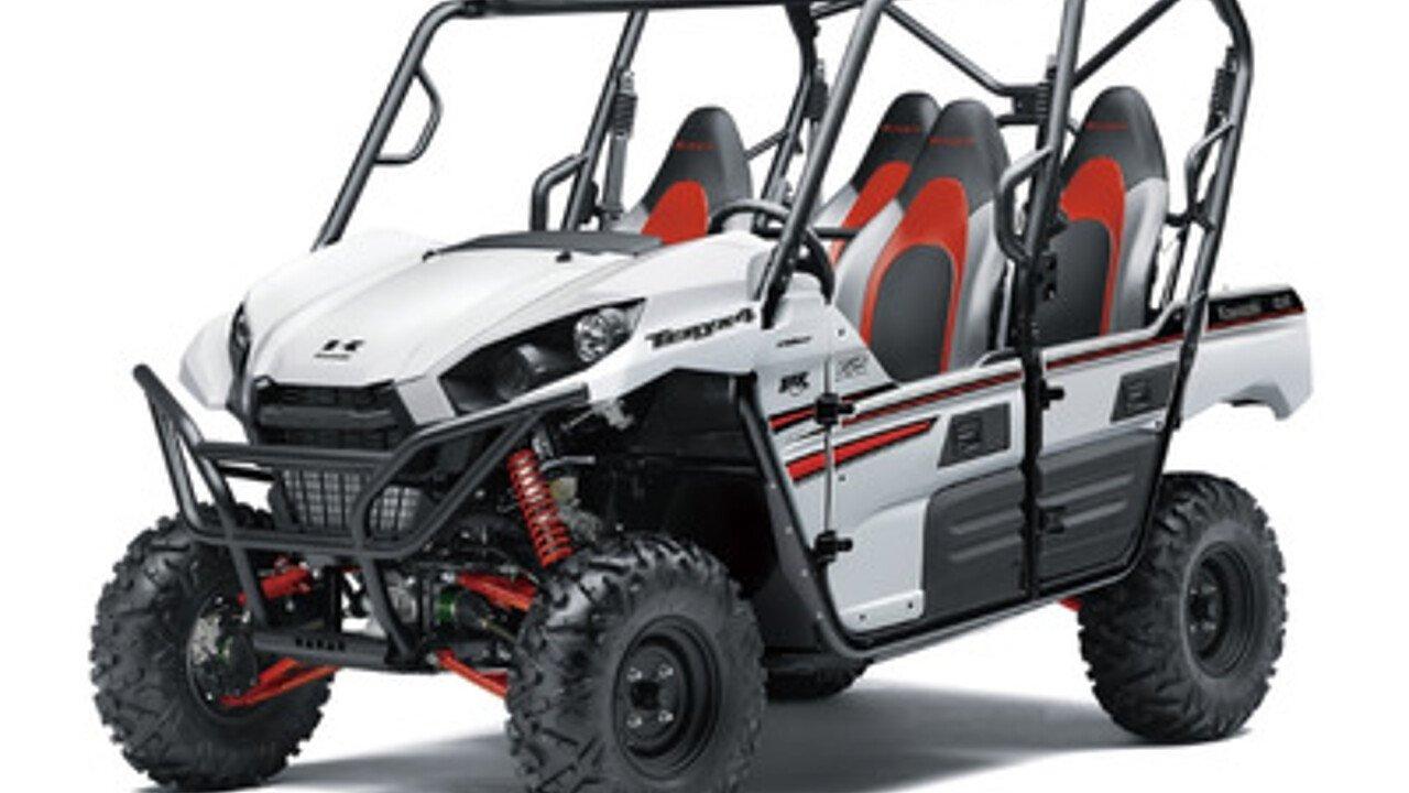 2018 Kawasaki Teryx4 for sale 200524541