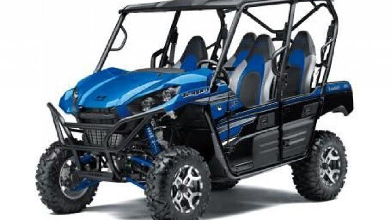 2018 Kawasaki Teryx4 for sale 200551528