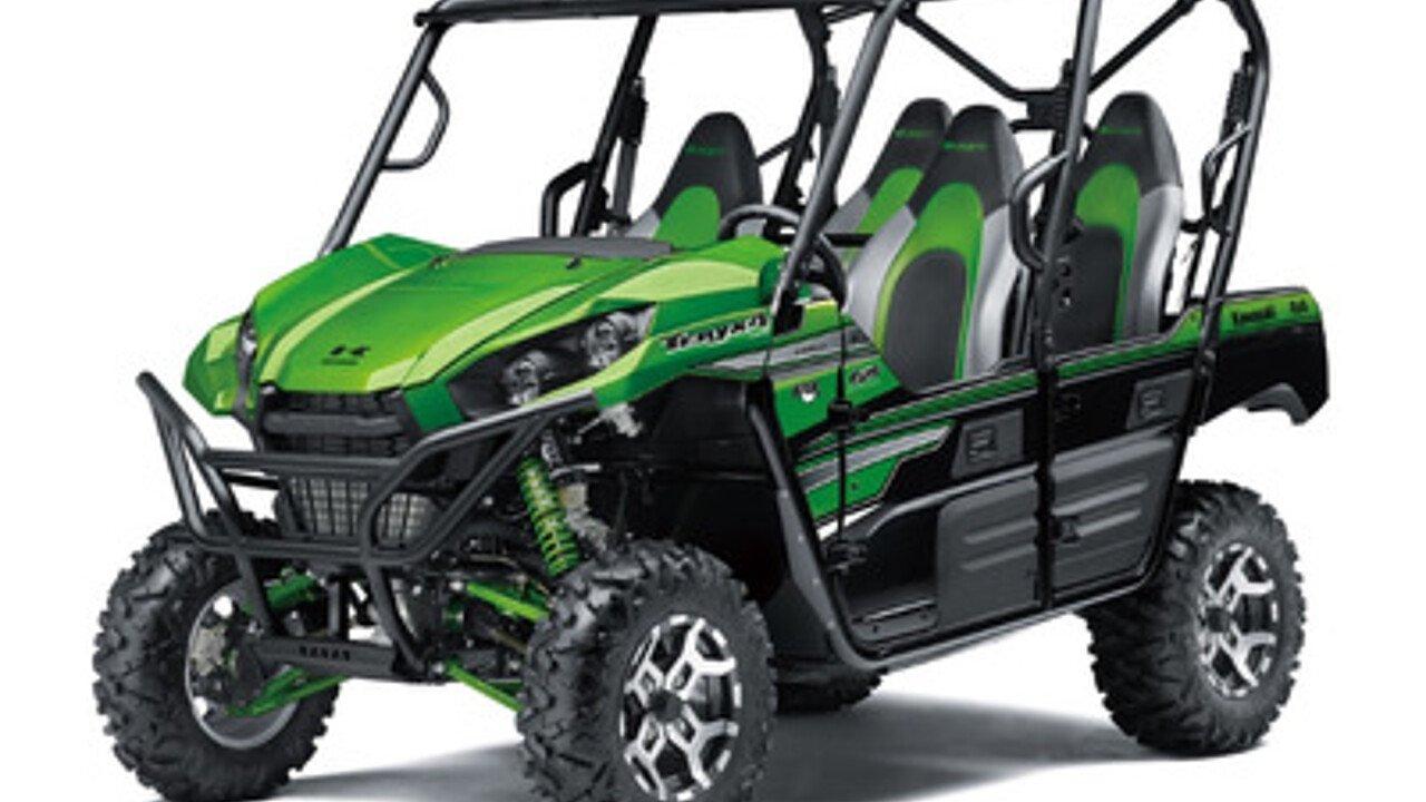 2018 Kawasaki Teryx4 for sale 200555545