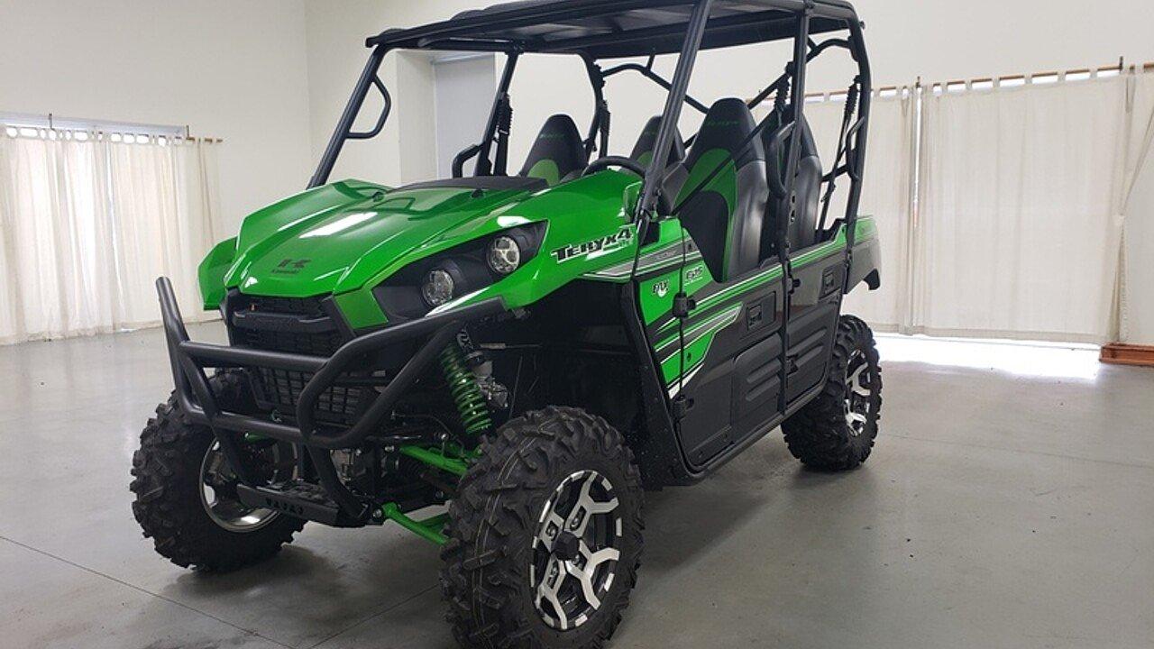 2018 Kawasaki Teryx4 for sale 200555562