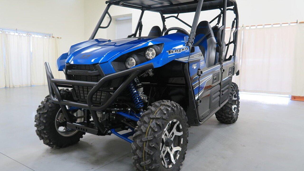 2018 Kawasaki Teryx4 for sale 200555565