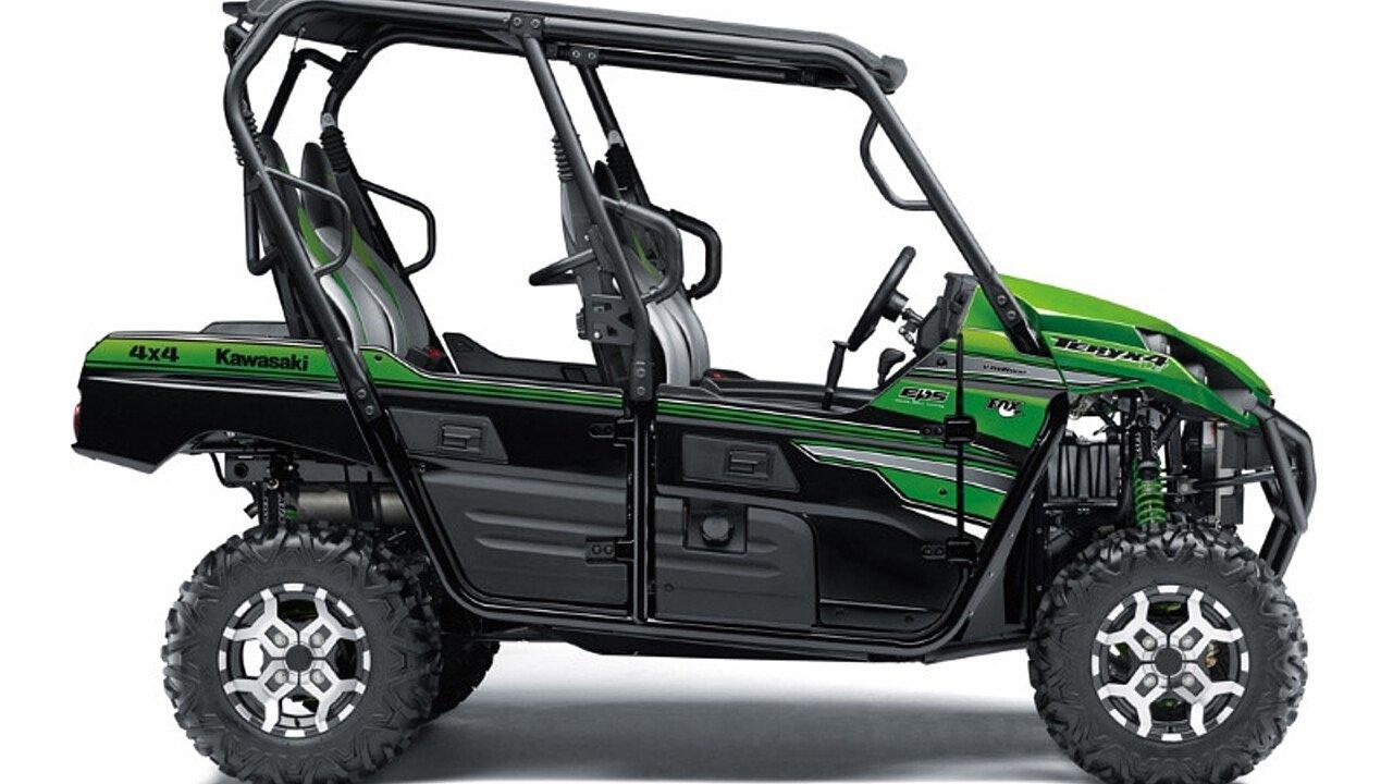2018 Kawasaki Teryx4 for sale 200564591