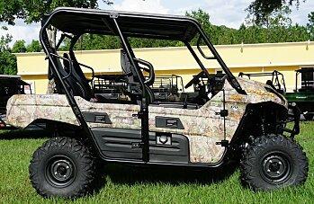2018 Kawasaki Teryx4 for sale 200570300