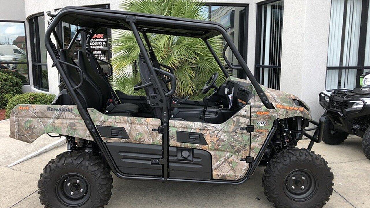 2018 Kawasaki Teryx4 for sale 200571064