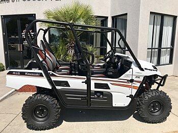 2018 Kawasaki Teryx4 for sale 200571127