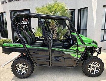 2018 Kawasaki Teryx4 for sale 200571309