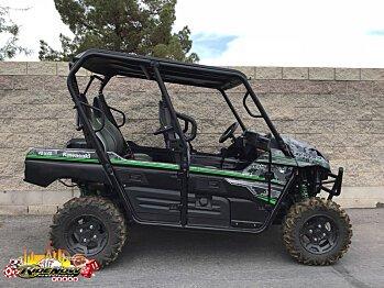 2018 Kawasaki Teryx4 for sale 200577750