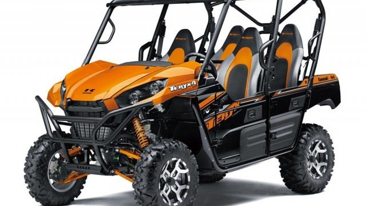 2018 Kawasaki Teryx4 for sale 200592602