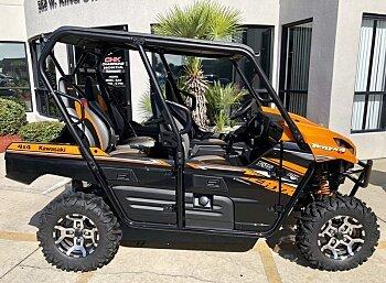 2018 Kawasaki Teryx4 for sale 200602632