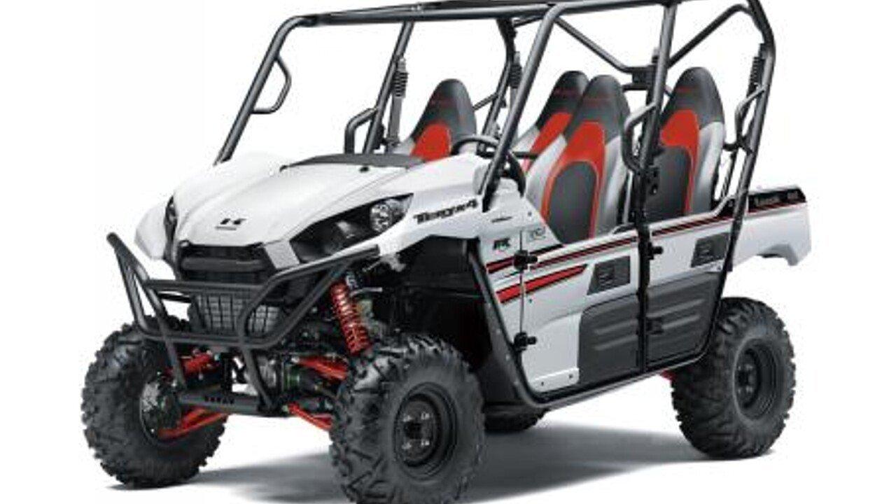 2018 Kawasaki Teryx4 for sale 200608744
