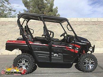 2018 Kawasaki Teryx4 for sale 200609946