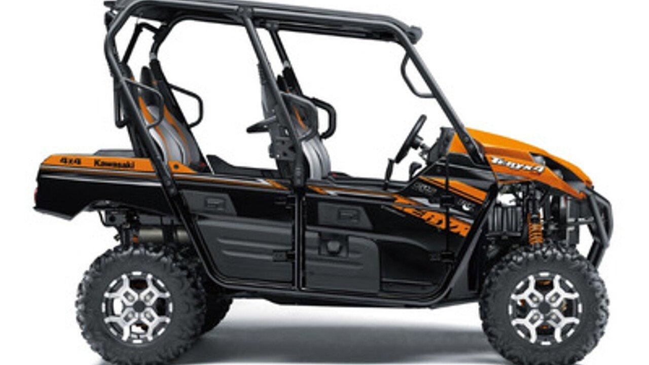 2018 Kawasaki Teryx4 for sale 200611117