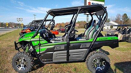2018 Kawasaki Teryx4 for sale 200497951