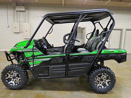 2018 Kawasaki Teryx4 for sale 200596074