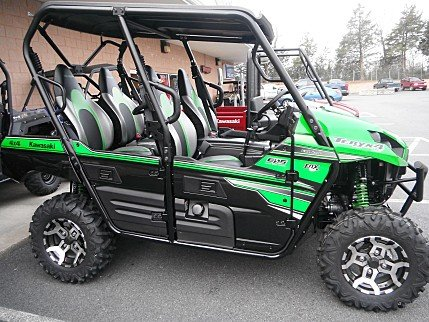 2018 Kawasaki Teryx4 for sale 200618809