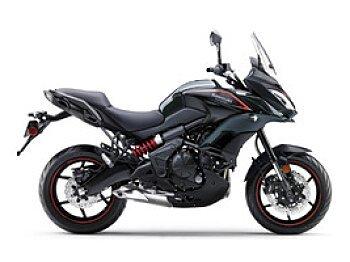 2018 Kawasaki Versys 650 ABS for sale 200508797