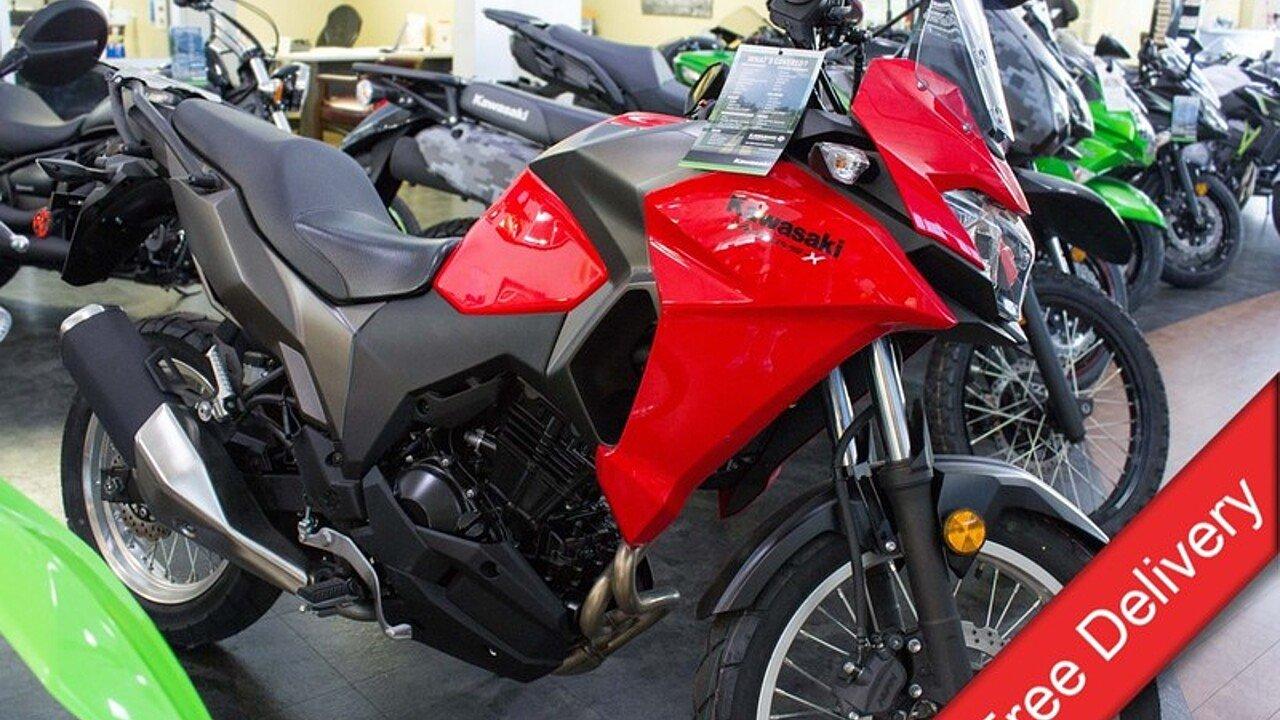2018 Kawasaki Versys X-300 for sale 200515171