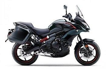 2018 Kawasaki Versys 650 ABS for sale 200520513