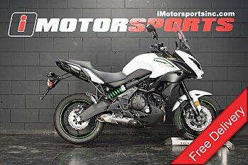 2018 Kawasaki Versys 650 ABS for sale 200521020
