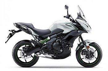 2018 Kawasaki Versys 650 ABS for sale 200523199