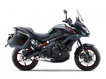 2018 Kawasaki Versys 650 ABS for sale 200526067