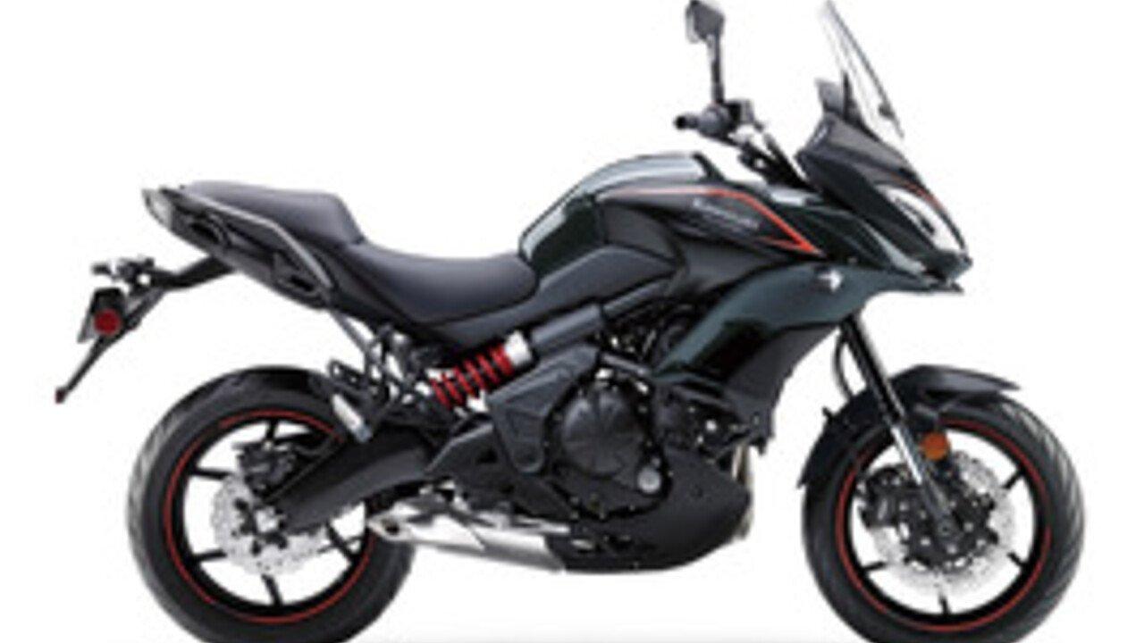 2018 Kawasaki Versys for sale 200527681