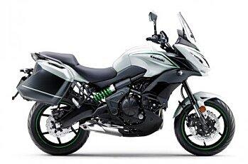 2018 Kawasaki Versys 650 ABS for sale 200529977