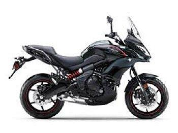 2018 Kawasaki Versys 650 ABS for sale 200530000