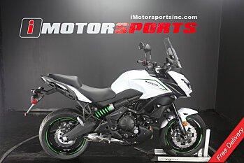 2018 Kawasaki Versys 650 ABS for sale 200531541