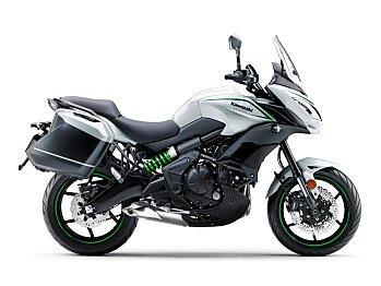 2018 Kawasaki Versys 650 ABS for sale 200622294