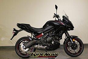 2018 Kawasaki Versys 650 ABS for sale 200566938