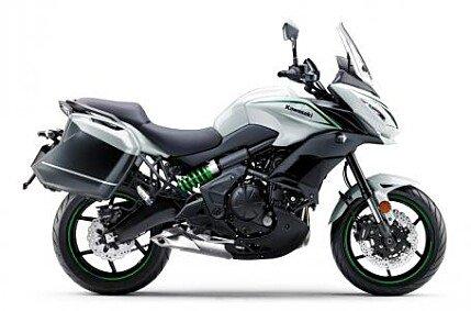 2018 Kawasaki Versys 650 ABS for sale 200626112