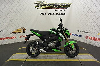 2018 Kawasaki Z125 Pro for sale 200489790