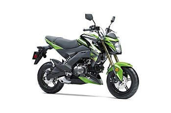 2018 Kawasaki Z125 Pro for sale 200496290